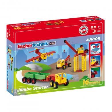 Fischertechnik Junior, Jumbo Starter