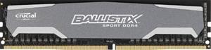 8 GB, 2400 MHz DDR4, keskusmuisti