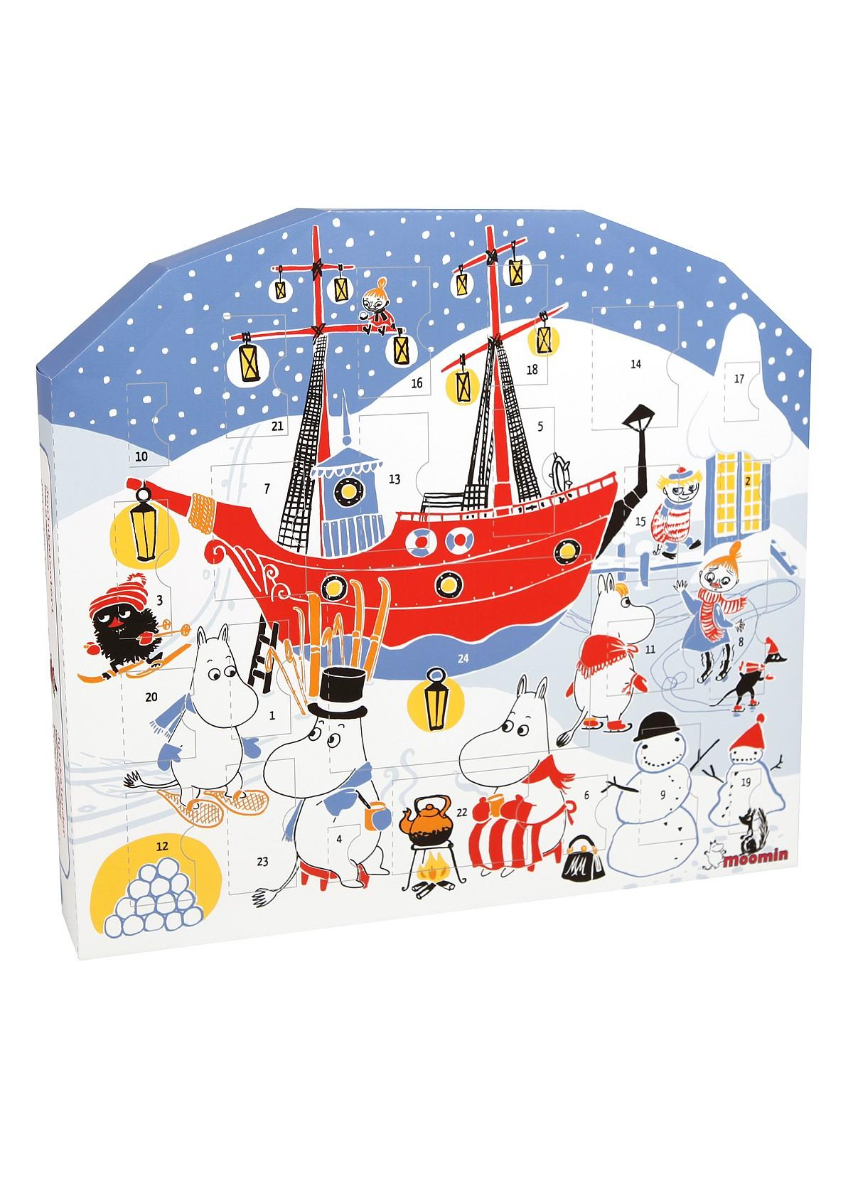 muumi joulukalenteri 2018 MUUMI   Muumi joulukalenteri 2013 | Hintaseuranta.fi muumi joulukalenteri 2018