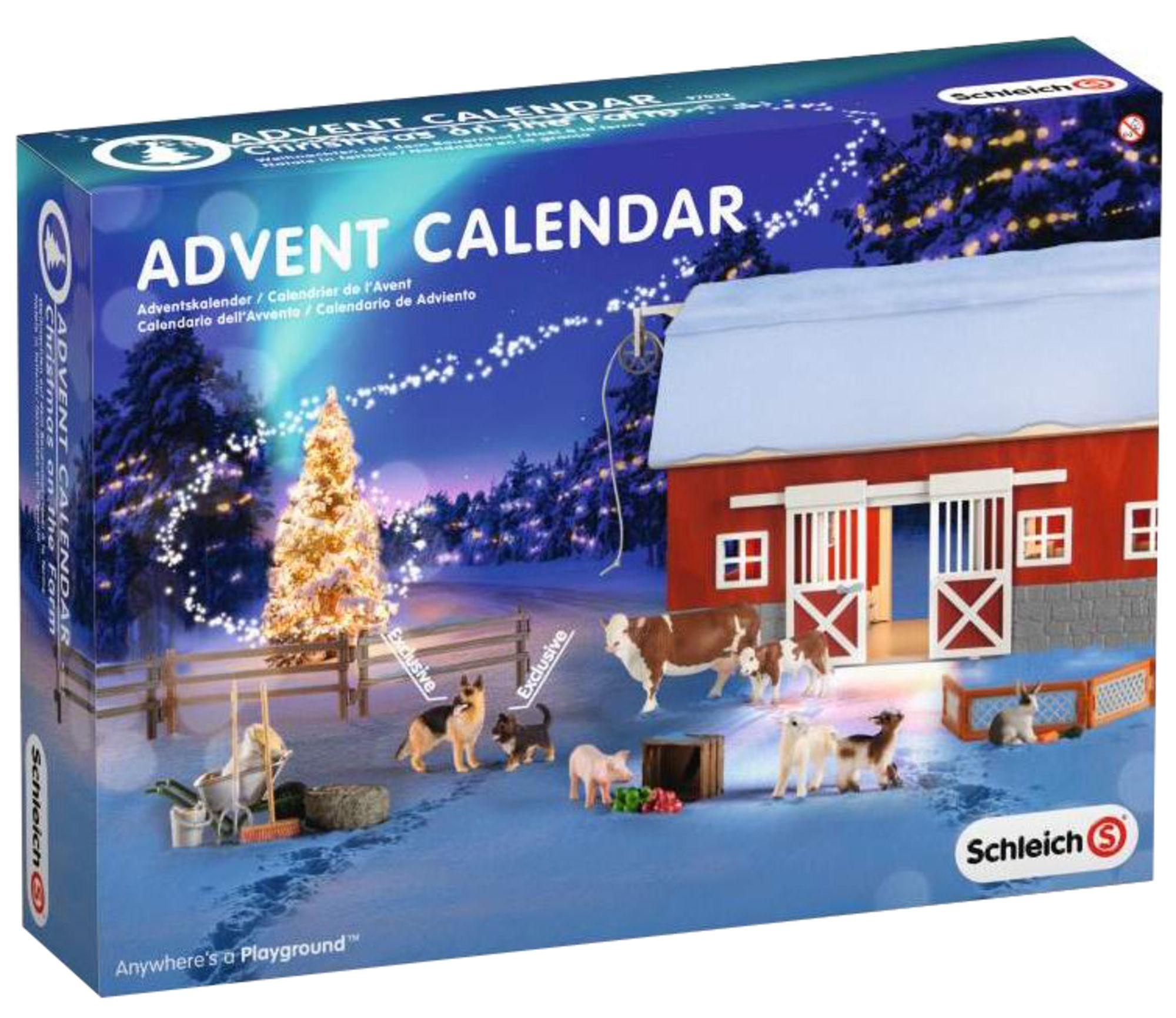 schleich joulukalenteri 2018 Schleich joulukalenteri maatila | Hintaseuranta.fi schleich joulukalenteri 2018