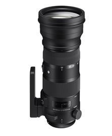Sigma 150-600mm F5-6.3 DG OS HSM, objektiivi