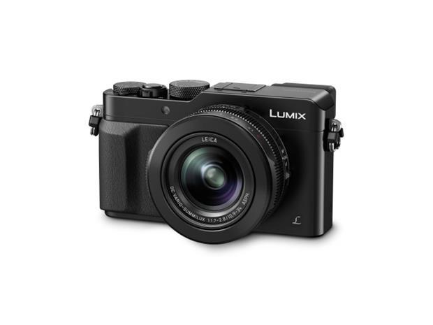 Panasonic Lumix DMC-LX100, kamera
