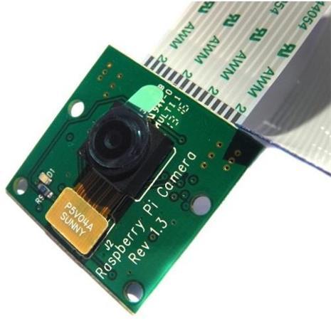 Raspberry Pi Camera Module, web-kamera