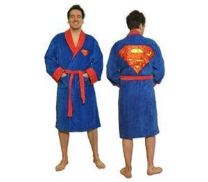 Superman-kylpytakki