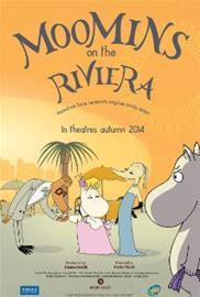 Muumit Rivieralla (Moomins on the Riviera), elokuva