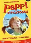 Peppi Pitkätossu - Koko TV-sarja, TV-sarja
