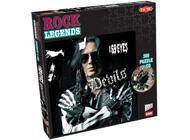 ROCK PUZZLE + CD - 69 EYES - DEVILS