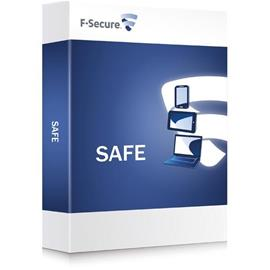 F-Secure SAFE (1 vuosi 3 laitetta), tietoturvaohjelmisto