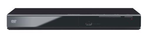 Panasonic DVD-S500EG-K, DVD-soitin