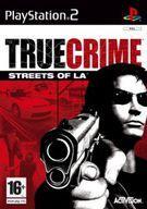 True Crime - Streets of LA, PS2-peli