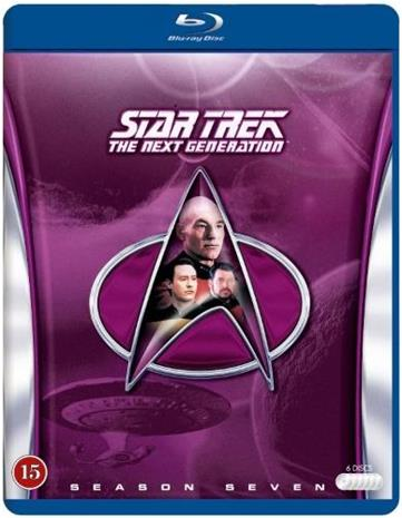 Star Trek: The Next Generation: kausi 7 (Blu-Ray), TV-sarja