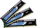 6 GB, 1600 MHz DDR3 (3 x 2 GB kit), keskusmuisti