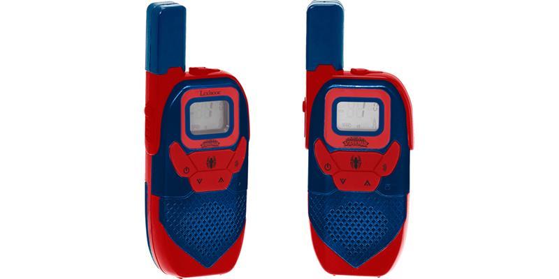 Spider-Man, radiopuhelimet