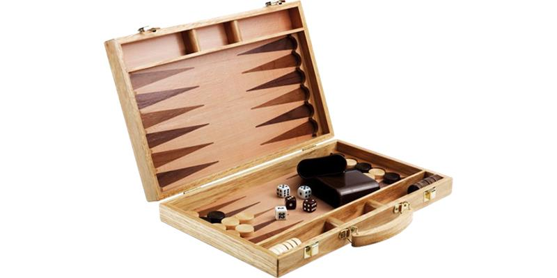 Alga Backgammon, peli
