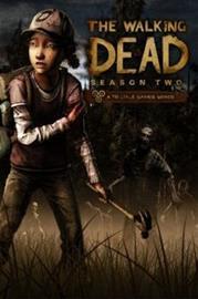 The Walking Dead: Season 2, PS Vita -peli