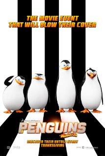 Madagascarin pingviinit (Penguins of Madagascar, Blu-Ray), elokuva