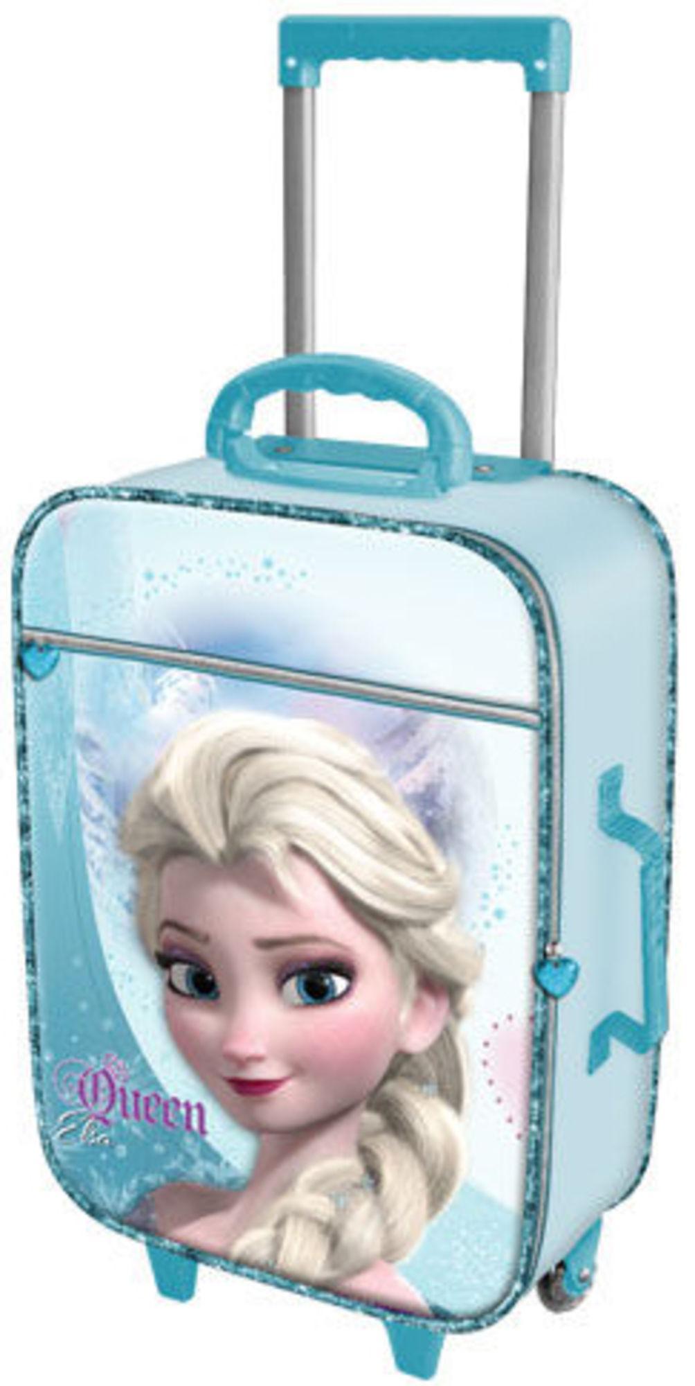 Disney Frozen Elsa matkalaukku  4f690fd543