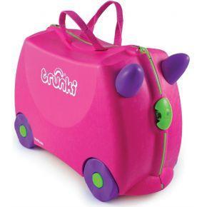 Lasten kanssa matkustelevat: Millainen laukku lapselle?