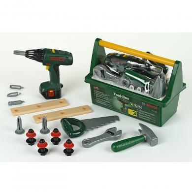Klein Bosch, työkalupakki