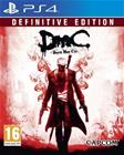 Devil May Cry - Definitive Edition, PS4-peli