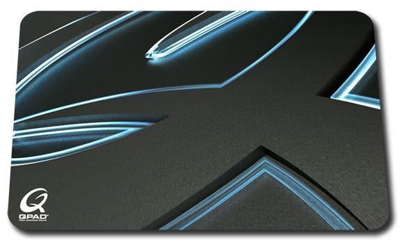 QPAD Pro Gaming Hybratek Coated S/M/L, pelihiirimatto