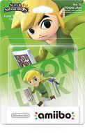 Amiibo Super Smash Bros - Toon Link, hahmo