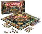 World of Warcraft: Monopoly: Collector's Edition, lautapeli