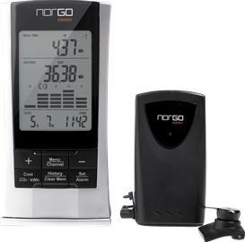Norgo, sähkömittari / energiankulutusmittari