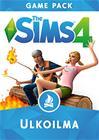 The Sims 4 - Ulkoilma (Outdoor Retreat), PC-peli