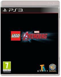 Lego Marvel Avengers, PS3-peli