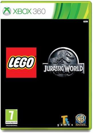 Lego Jurassic World, Xbox 360 -peli