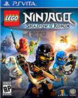 LEGO Ninjago: Shadow of Ronin, PS Vita -peli