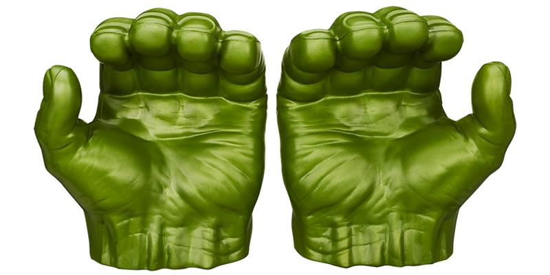 Marvel Avengers, Hulkin Gamma Grip -nyrkit