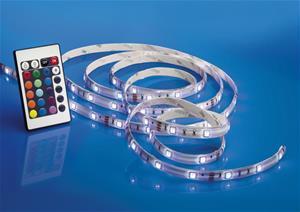 Airam LED Strip RGB 2, valonauha 3 m