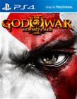 God of War III (3) Remastered, PS4-peli