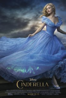 Cinderella - Tuhkimon tarina (2015, Blu-Ray), elokuva