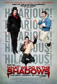 What We Do In The Shadows (Blu-Ray), elokuva