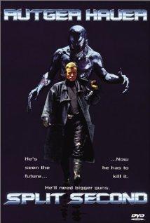 Split Second (1992, Blu-Ray), elokuva