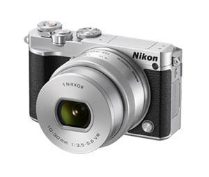 Nikon 1 J5 Kit (10-30mm VR), järjestelmäkamera