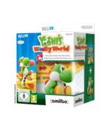 Yoshi's Woolly World + amiibo, Nintendo Wii U -peli