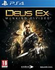 Deus Ex: Mankind Divided, PS4-peli