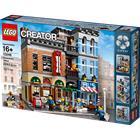 Lego Creator 10246, Etsivän toimisto