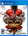 Street Fighter V, PS4-peli