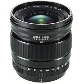 Fujinon XF 16mm F1.4 R WR, objektiivi