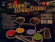 Super Novo Drum -rummut (PS3/PS2/Wii), peliohjain