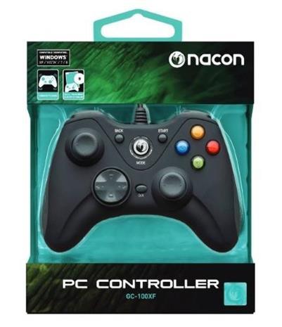 Nacon GC-100XF Gaming Controller, PC-peliohjain