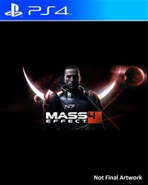 Mass Effect: Andromeda, PS4-peli