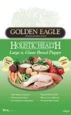Golden Eagle Holistic Large and Giant Breed Puppy, 12 kg