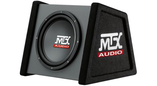 MTX RT10AS, Autosubwoofer
