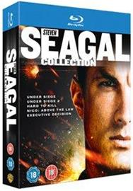 Steven Seagal Collection - Driven to Kill / The Keeper / Born to Raise Hell (Blu-Ray), elokuva